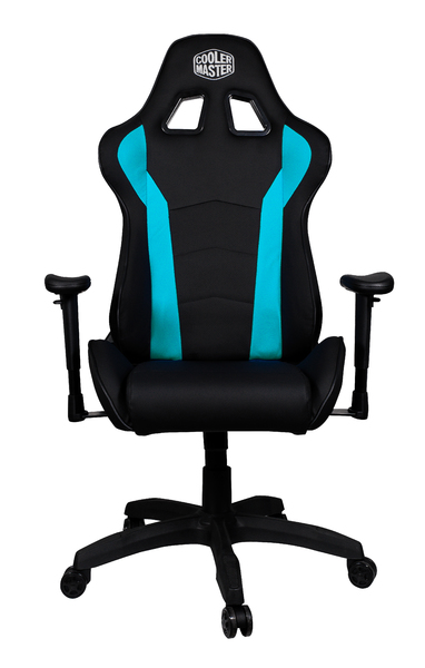 Cooler Master Caliber R1 Gaming Chair Blue Electronics