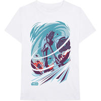 Star Wars - AT-AT Archetype Men's White T-Shirt (XX-Large)