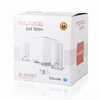 Microlab M-600BT 2.1 Channel Desktop Speakers with Bluetooth - White