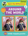 Spot The Difference - Around The World - Pbs Kids (Hardcover)