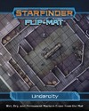 Starfinder Flip-Mat - Undercity (Role Playing Game)