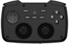 Rii - 2in1 Wireless Gamepad with Touchpad|QWERTY Keyboard|2 x Analogue Sticks|Bumpers & Triggers|D-Pad|backlighting - Black