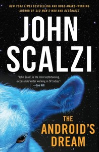 The Android's Dream - John Scalzi (Paperback)