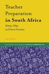 Teacher Preparation in South Africa - Linda Chisholm (Hardcover)