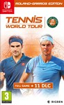 Tennis World Tour Roland - Garros Edition (Nintendo Switch)