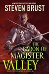 The Baron of Magister Valley - Steven Brust (Hardcover)