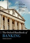 Oxford Handbook of Banking, Third Edition (Hardcover)