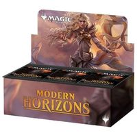 Magic: The Gathering - Modern Horizons Single Booster (Trading Card Game) - Cover