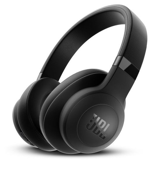 JBL E500BT Wireless Bluetooth Headphones (Black)