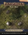 Pathfinder (Second Edition) Flip-mat - The Fall of Plaguestone (Role Playing Game)