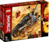 LEGO® Ninjago - Cole's Dirt Bike (212 Pieces)