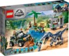 LEGO® Jurassic World - Baryonyx Face-Off: The Treasure Hunt (434 Pieces)