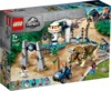 LEGO® Jurassic World - Triceratops Rampage (447 Pieces)