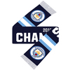 Manchester City - Champions 2018/19 Scarf