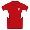 Liverpool - Red Panel Kids T-Shirt (12/13)