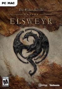 The Elder Scrolls Online: Elsweyr (US Import PC) - Cover