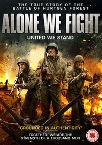 Alone We Fight (DVD) - Cover