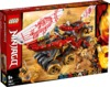 LEGO® Ninjago - Land Bounty (1178 Pieces)