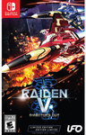Raiden V: Directors Cut Limited Edition (US Import Switch)