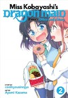 Miss Kobayashi's Dragon Maid - Elma's Office Lady Diary 2 - Coolkyousinnjya (Paperback)