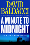 A Minute to Midnight - David Baldacci (Hardcover)