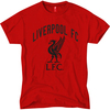Liverpool Men's Red T-Shirt (Small)