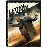 Lethal Weapon - Season 2 (DVD)