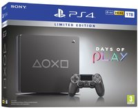 Sony PlayStation 4 Slim 1TB Console - Days of Play 2019 Limited Edition