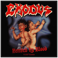 Exodus Bonded By Blood Sew On Patch