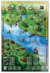Raiders of the North Sea - Playmat (Board Game)