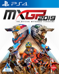 MXGP 2019 - The Official Motocross Videogame (PS4)