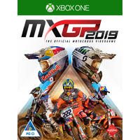 MXGP 2019 - The Official Motocross Videogame (Xbox One)