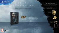 Death Stranding - Special Edition (PS4) - Cover