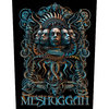 Meshuggah 5 Faces Back Patch