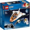 LEGO® City Space Port - Satellite Service Mission (84 Pieces)