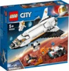 LEGO® City Space Port - Mars Research Shuttle (273 Pieces)
