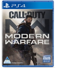 Call of Duty: Modern Warfare - Internet Required (PS4) - Cover