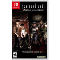 Resident Evil Origins Collection (US Import Switch)