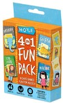 4 in 1 Fun Pack (Card Game)