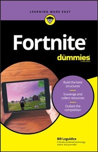 Fortnite for Dummies - Bill Loguidice (Paperback) - Cover