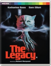 Legacy (Blu-ray) - Cover