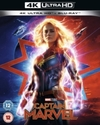 Captain Marvel (4K Ultra HD + Blu-ray)