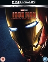 Iron Man 1-3 (4K Ultra HD + Blu-ray)