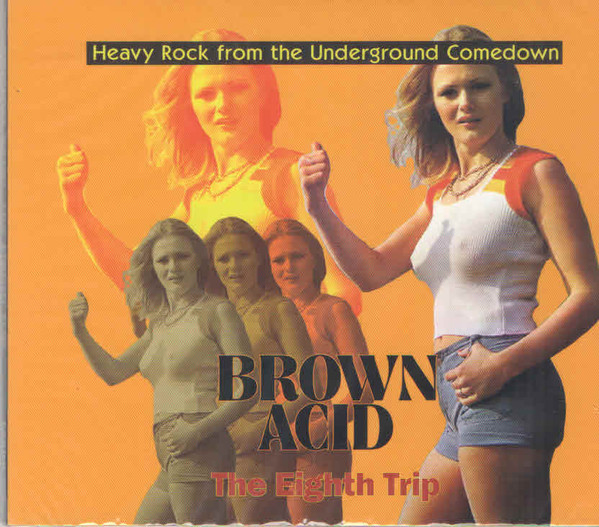Avar - Brown Acid - The Eighth Trip (CD)