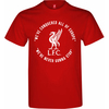 Liverpool We've Conquered All of Europe Men's T-Shirt (XX-Large)