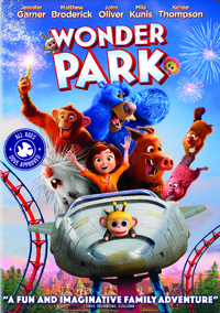 Wonder Park (Region 1 DVD) - Cover