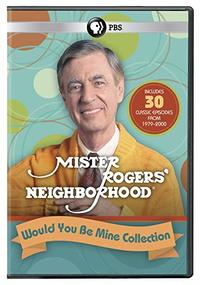 Mister Rogers' Neighborhood: Would You Be Mine (Region 1 DVD) - Cover