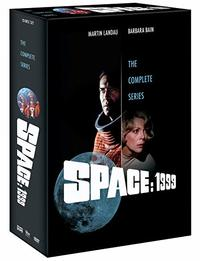 Space: 1999 - Complete Series (Region 1 DVD) - Cover
