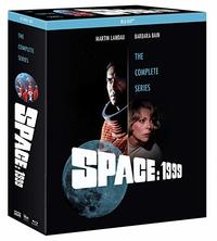 Space: 1999 - Complete Series (Region A Blu-ray) - Cover