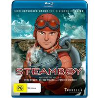 Steamboy (Region A Blu-ray)